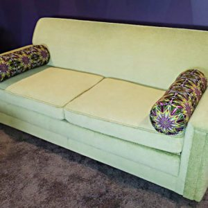 Sleek and Classic 60's Sofa