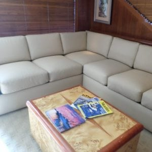 Yacht Sectional